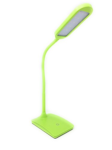 USB LED Desk Lamp (Green) (Green Led Usb)