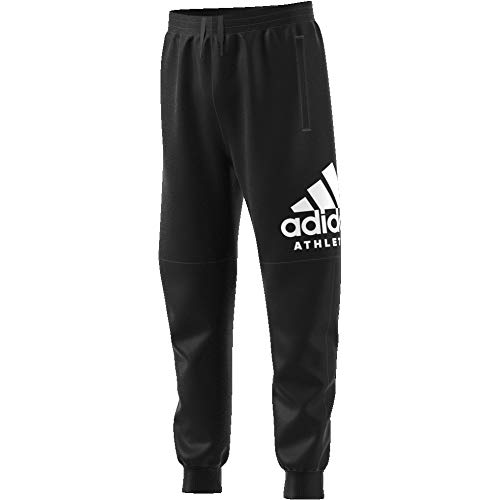Noir Bambino Adidas Pantaloni Id blanc Sport PtxFI