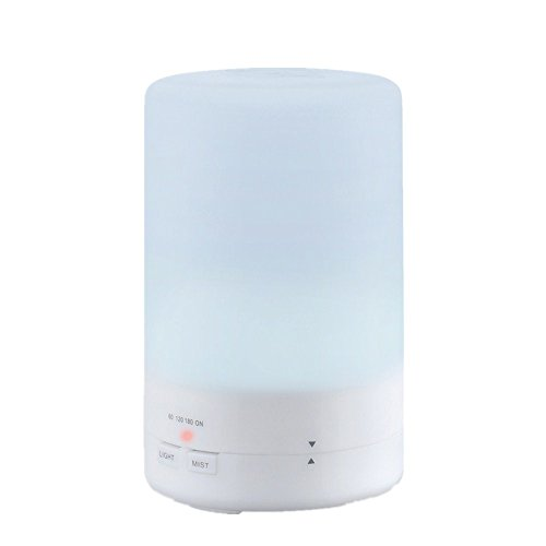 Amazon Lightning Deal 53% claimed: Patec Oil Diffuser 180ml Aromatherapy