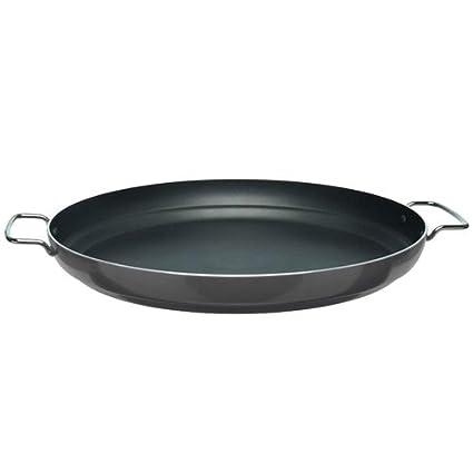 Amazon.com: Cadac – Paellera 47 cm), color negro: Jardín y ...