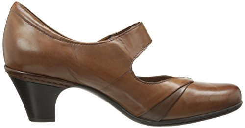 Rockport Cobb Hill Womens Salma-ch Dress Pump Almond
