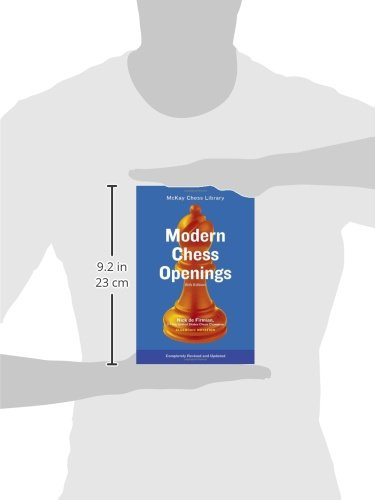 Modern Chess Openings: 15th Edition: 0 McKay Chess Library ...