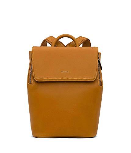 Matt & Nat Fabi Mini Handbag, Vintage Collection, Shine (Yellow)