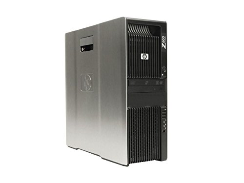Trading Computer System HP Z600 Workstation,12 Core Xeon X56