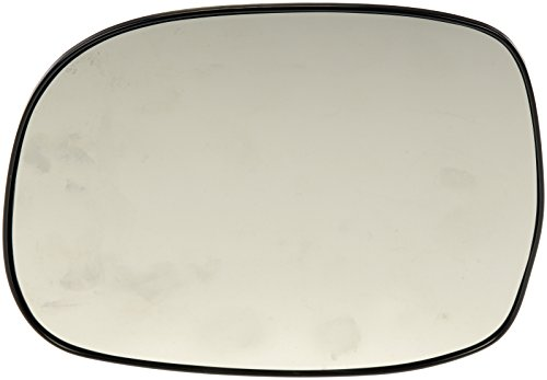 Dorman 56453 Driver Side Plastic Backed Non-Heated Mirror Glass Assembly (Mirror 05 Tundra)
