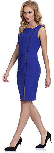 Femme Saphir Robe L293 4271 Bellivalini qxC1f5RR