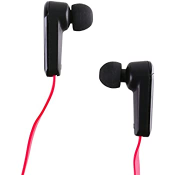 iLive IAEB34B Bluetooth Earbuds (Red)