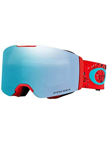 763c6d75457 Amazon.com   Oakley Fall Line Asian Fit Snow Goggle