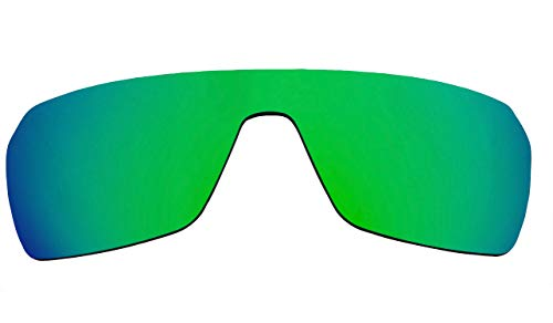 Replacement Lenses Compatible with SPY OPTICS Flynn Polarized Green ()