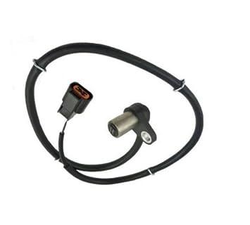ABS Sensor de velocidad de la rueda para 97 - 04 Mitsubishi Montero Sport Front Right Passenger: Amazon.es: Coche y moto