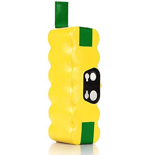 Dosctt 14.4V 3.5Ah Ni-Mh Replacment Battery for iRobot Roomba R3 500 600 700 800 900 Series 500 510 530 531 532 535 536 540 550 552 560 570 580 595 600 620 650 660 700 760 770 780 790 800 870 900 980
