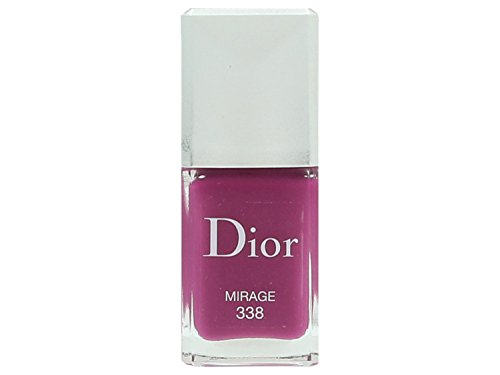 Christian Dior Vernis Nail Lacquer for Women, 338/Mirage, 0.33 Ounce