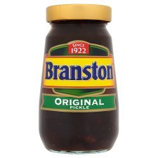 Branstons Pickle 520g Goldtop (4 Pack) by Branston