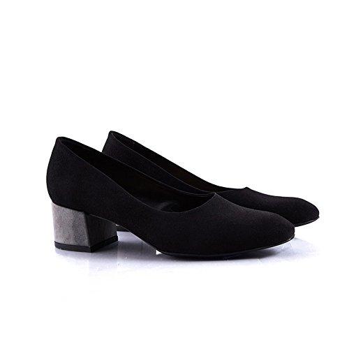 Bourgeois Boheme Womens Zaha Vegan Eco Stone Heel Dress Pump e7hxhr