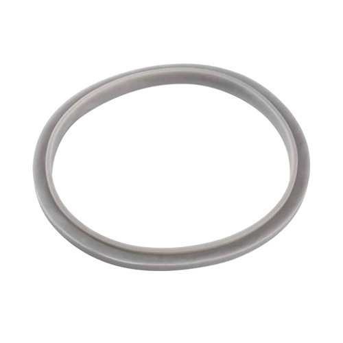 Minzhi Silicone Rubber O Shape Replacement Gaskets Seal Ring Replacement for Juicer Mixer