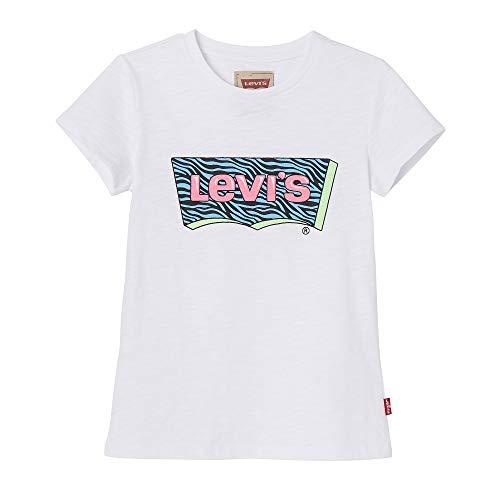 Fille Kids écru Shirt T 11 Levi's Écru HqwRPtRa