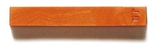 Herbin Pearlescent Supple Wax - 3 3/8 x 3/8 x 3/8 - Orange ()