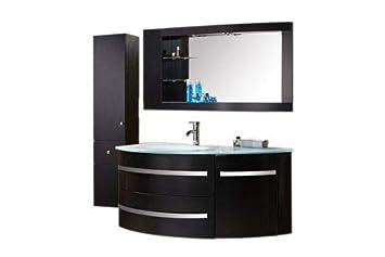 Muebles Para Baño para Baño Cuarto de Baño 120 cm grifos ...