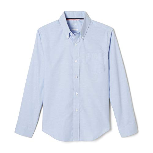 Blue Button Down Shirt - 6