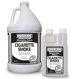 Odorcide 210 - Cigarette Smoke Odor Remover - Concentrate - 1 Gallon 210CSG