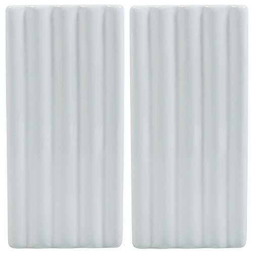 Viva Haushaltswaren – Juego de 2 humidificadores de cerámica, para radiadores: Amazon.es: Hogar