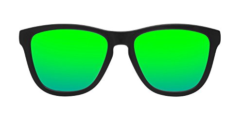 One Sol Emerald Verde Hawkers Negro de Gafas TR18 Unisex Carbon 60 Black Ct0Sq
