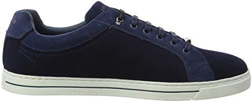 Uomo Blue Sneaker Blue Dk Ted Baker Blu dark Werill w611qp