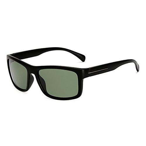 C3 Gran Hombres Gafas TL de Polaroid Mujer KP1824 Grandes de Hombre Sol Tamaño polarizadas de Gafas Sunglasses Gafas de C4 Sol Negro para de Sol KP1824 Square rPrF0p