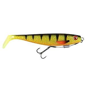 Fox Rage Pro Shad Loaded 23cm 9inch UV Perch Pike Perch Fishing Lure