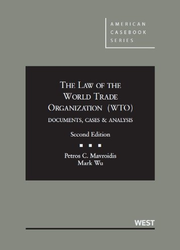 an analysis of the world trade organisation