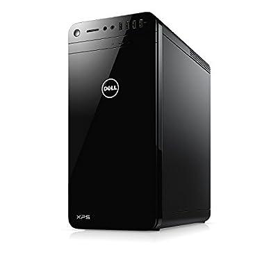 Dell XPS 8910 Gaming Mini-Tower Desktop PC, Intel Core i5-6400 Quad-Core 2.7GHz, 8GB DDR4 RAM, 1TB 7200RPM HDD, NVIDIA GeForce GT 730, DVD+/-RW WIFI Bluetooth HDMI USB 3.1 Windows 10 Pro