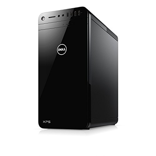Dell XPS 8910 Gaming Mini-Tower Desktop PC, Intel Core i5-6400 Quad-Core 2.7GHz, 8GB DDR4 RAM, 1TB 7200RPM HDD, NVIDIA GeForce GT 730, DVD+/-RW WIFI Bluetooth HDMI USB 3.1 Windows 10 Pro