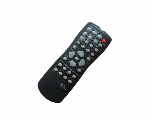 Rlsales General Replacement Remote Control Fit for Yamaha HTR-5730 HTR-5930 AV A/V Receiver
