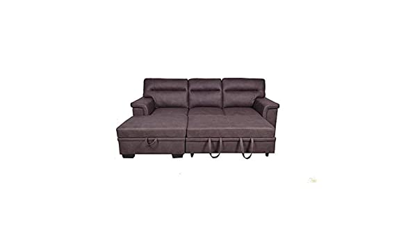 Amazon.com: Kingway Furniture Granada Left Facing Sleeper ...