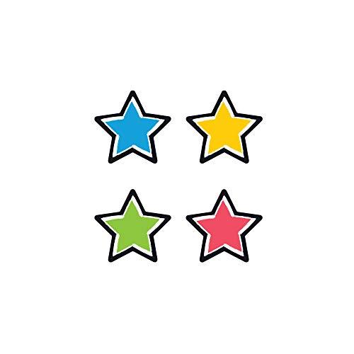 - TREND enterprises, Inc. Bold Strokes Stars Mini Accents Variety Pack, 36 ct