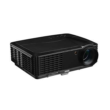 WG RD-806 LCDビジネスプロジェクター/ホームシアタープロジェクター/教育プロジェクター LEDプロジェクター 2800ルーメン 1080P (1920X1080) 50-200インチスクリーン/WXGA (1280X800) / ±15°に対応 B07JHWVJCB