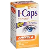 ICaps AREDS2 Eye Vitamin, Softgels