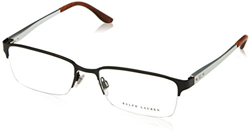 Ralph Lauren RL5089 Eyeglass Frames 9281-54 - Semi Shiny Black RL5089-9281-54