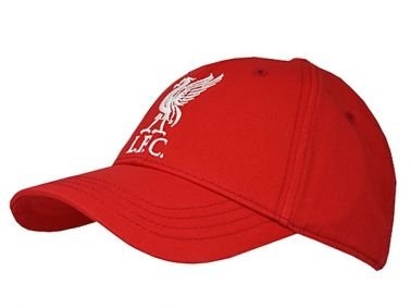 a944cd3a0a290 Amazon.com : Liverpool FC - Authentic EPL Baseball Cap Red : Sports Fan  Baseball Caps : Clothing