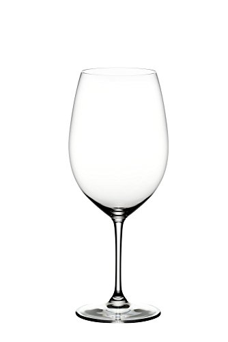 Riedel Vinum Bordeaux Grand Cru Glass, Set of 2 (Wine Red Glass Riedel)