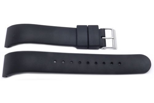 Swiss Army Brand 20mm-Synthetic Strap-Black