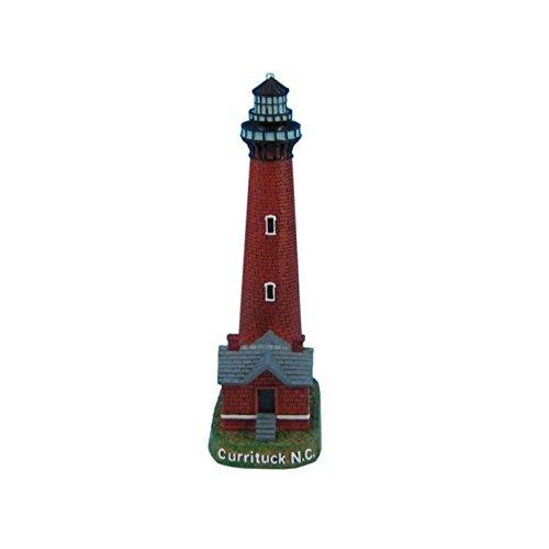 - Hampton Nautical Currituck Lighthouse Decoration, 6