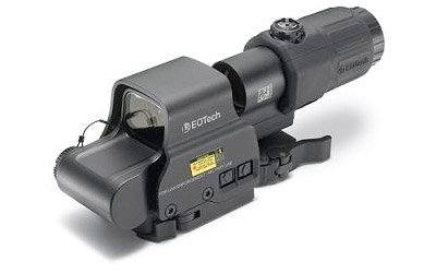 Eotech HHS l (EXPS3-4 with G33 3x Magnifier) by EOTech