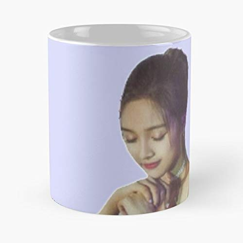 우소ë...€ Cosmic Girls Xuan Yi Exy - Morning Coffee Mug Ceramic Novelty Holiday for $<!--$14.95-->