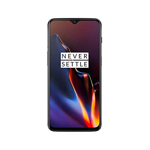 chollos oferta descuentos barato OnePlus 6T Smartphone 6GB 128GB Color Negro Mirror Black