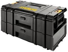 Advanced DEWALT - DWST1-70728 - caja de herramientas, 2 cajones, TOUGHSYSTEM DS250 - Min 3 años Cleva garantía: Amazon.es: Bricolaje y herramientas