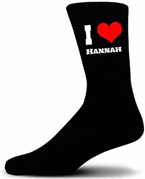 personalised valentines socks i heart choose your name - Valentines Socks