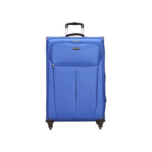 Skyway Luggage Mirage Superlight 28-Inch 4 Wheel Expandable Upright, Maritime Blue, One Size -