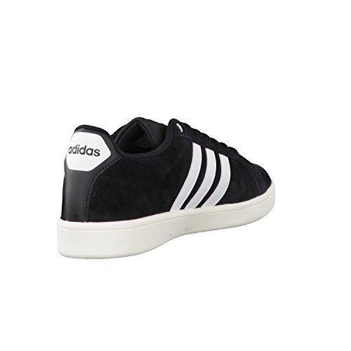 Uomini Adidas Cloudfoam Vantaggio Sneaker Nero