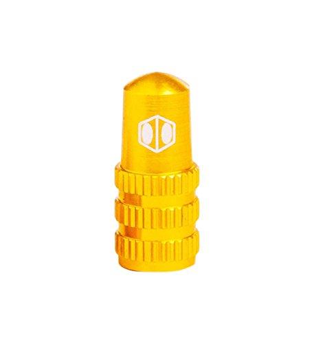ボックス(Box) バルブキャップ CONE GOLD BOX432-0101D ゴールド